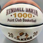 1000 Pt Ball