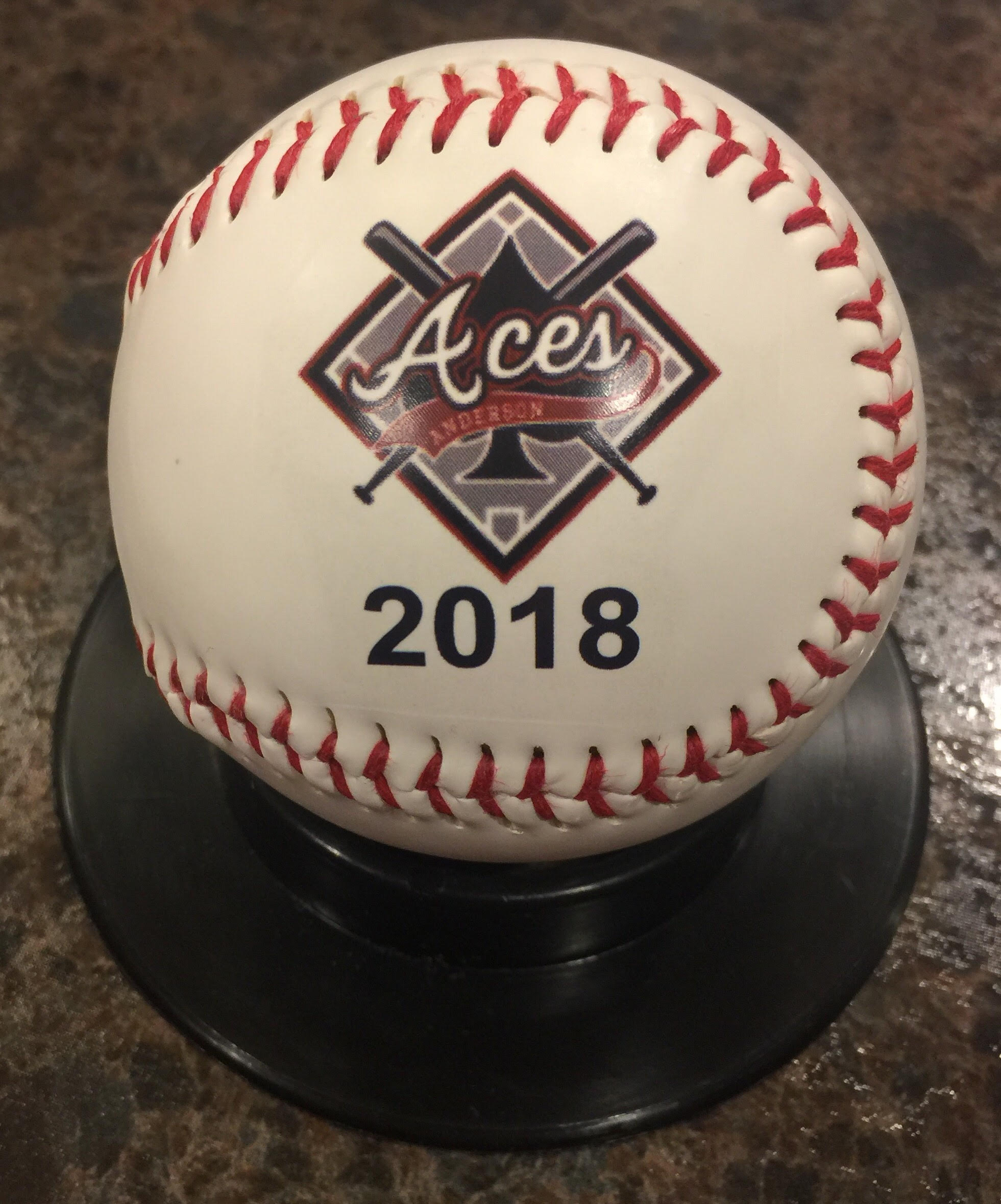 Custom Made Baseball