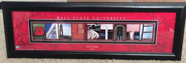 Ball State Frame