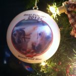 Max And Rossi Ornament