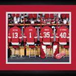 Red Wings Framed Art
