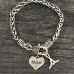 Hockey Mom Bracelet