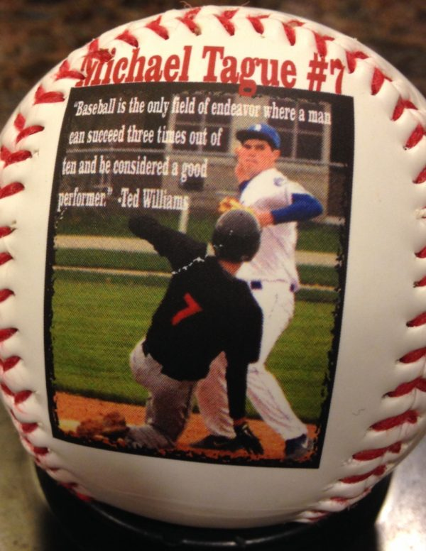 Single Side Baseball